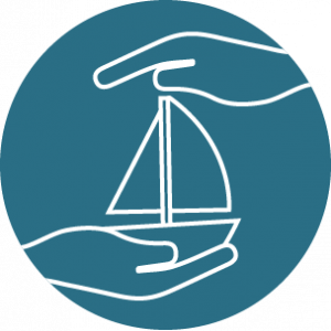 annual clean and care icon